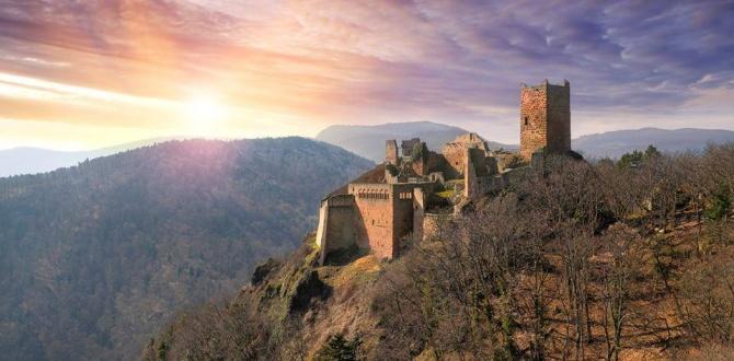 Tous aux châteaux pour le 1er mai