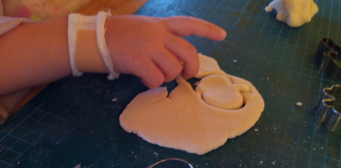 Atelier pâte à sel