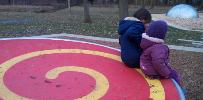 S'amuser dans un parc