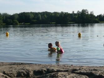 Lac de Benfeld baggerloch