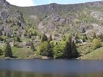 Lac du Forlet (Lac des truites)
