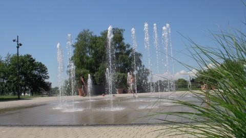 Le champ des fontaines