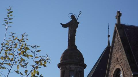 Monastère du Mont Sainte Odile