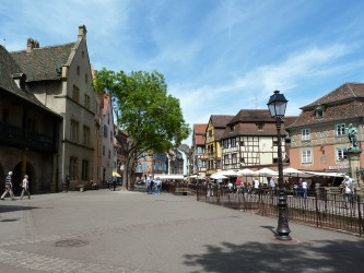 Quartier historique de Colmar