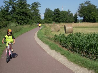 Piste cyclable des Forts N-O