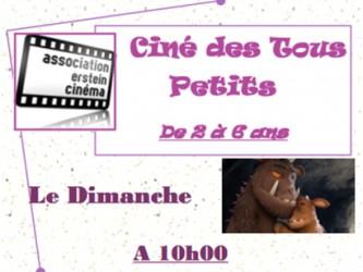 Cinéma des tout petits