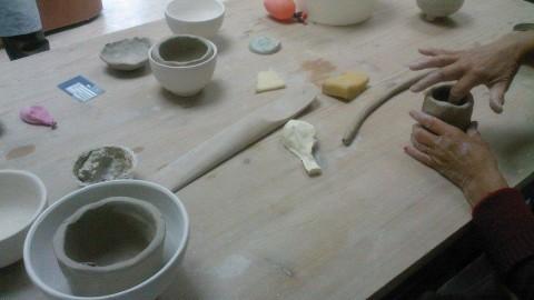 Initiation à la céramique et au tour de potier
