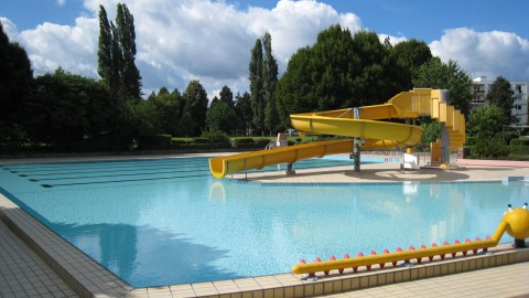 Stade nautique de colmar se baigner colmar 68 for Piscine unterlinden colmar