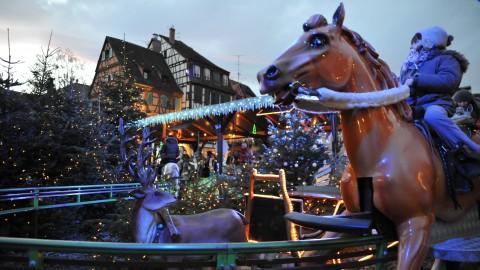 Colmar, la Magie de Noël