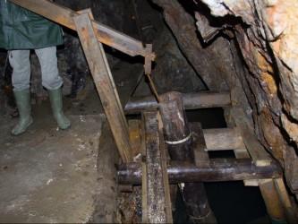 Mine Saint Louis-Eisenthür