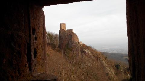 Châteaux de Saint-Ulrich et du Girsberg