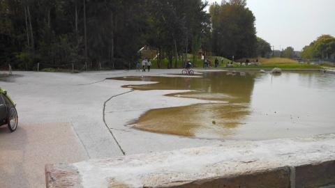 Bassin du Parc du Heyritz