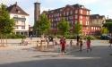 Fontaine de la Place de la Ziegelau