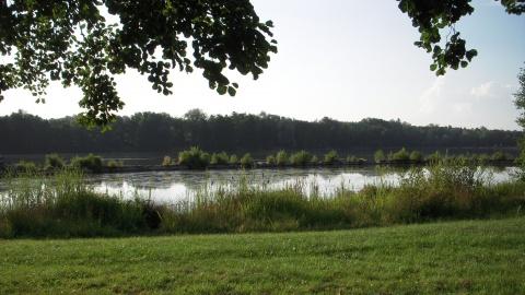 Lac de Courtavon