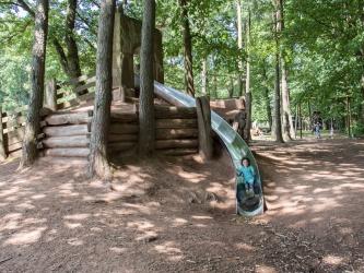 Aire de jeux médiévale du Gimbelhof