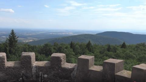 Tour panoramique du Grand Wintersberg