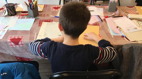 Ateliers enfants dans la vallée de Villé