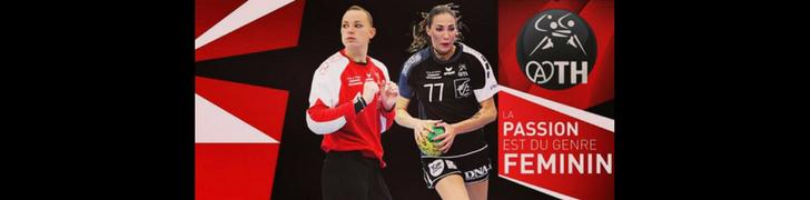 ATH - Handball - La passion est du genre feminin